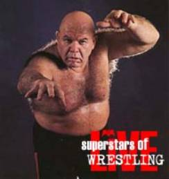 George Animal Steele