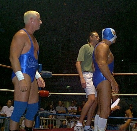 Bullet Bob Armstrong and Scott Armstrong