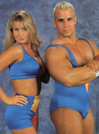 Chris Candido & Tammy Lynn Sytch