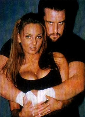 Tommy Dreamer and Beulah McGillicutty