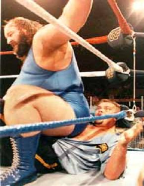 Big John Tenta aka Golga aka Earthquake aka The Shark, Avalanche aka Kototenzan