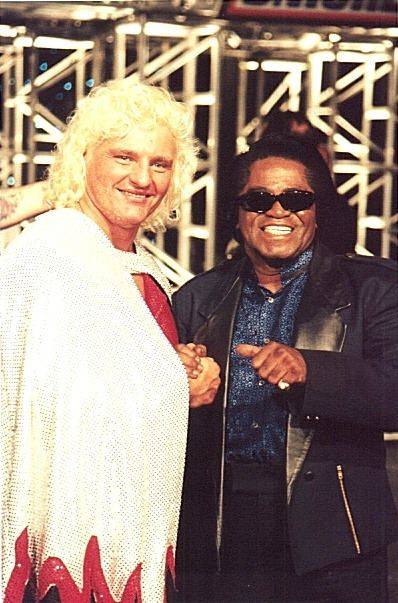 Maestro & The Godfather James Brown