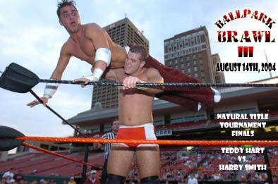 Teddy Hart vs Harry Smith