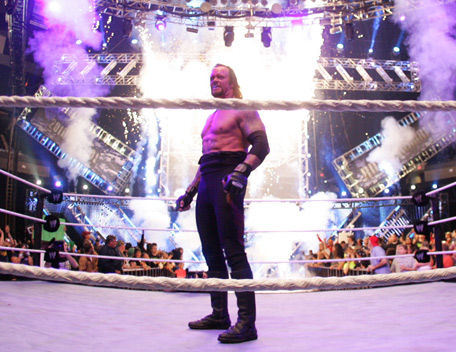 The Undertaker - 2007 Royal Rumble Winner