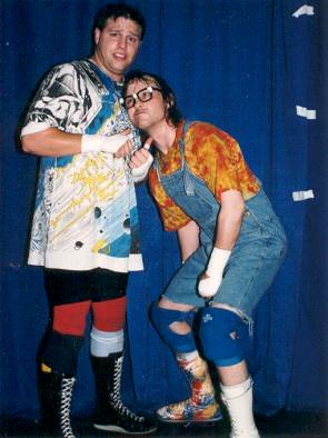 Mikey Whipwreck & Spike Dudley